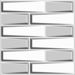 Living Project - 3d Panel Basket