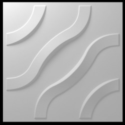 Living Project - 3d Panel Motivo