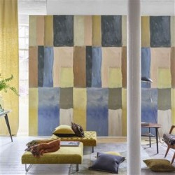 Designers Guild - Otto Mosaic Dusk PDG 1108 01 Ταπετσαρία τοίχου
