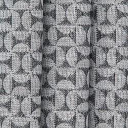Ifi 132181801 Ύφασμα Κουρτίνας Νέο Κάλεσμα Timeless Grey 3m