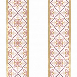 Camengo Folk 44160320 - Ύφασμα Κουρτίνας
