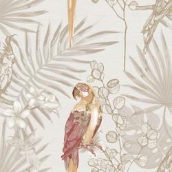Christiana Masi - Casamood- 27001 Ταπετσαρία τοίχου Parrots 0,53x10,05