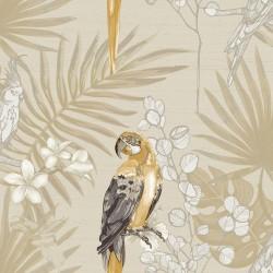 Christiana Masi - Casamood- 27003 Ταπετσαρία τοίχου Parrots 0,53x10,05