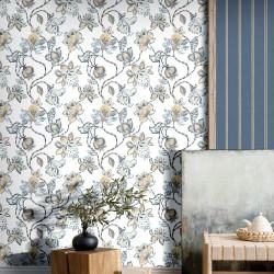 Christiana Masi - Casamood- 27023 Ταπετσαρία τοίχου Floral  0,53x10,05