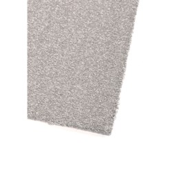 Μονόχρωμο χαλί γκρι Diamond 5309/095 -  ΡΟΤΟΝΤΑ  2x2 Colore Colori