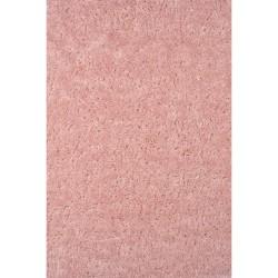 Shaggy χαλί ροζ Rich 80068/55 με το μέτρο - Colore Colori