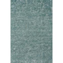Shaggy χαλί πράσινο παστέλ Rich 80068/30 με το μέτρο - Colore Colori