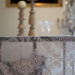 Καρέ Δαντέλα (100X100) Grey 4826 Mc Linen