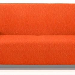 Ελαστικό Κάλυμμα Διθέσιου Καναπέ Akari Πορτοκαλί