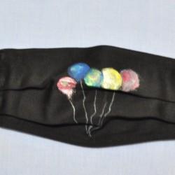 Μάσκα Προστασίας Υφασμάτινη Mcdecor Baloons