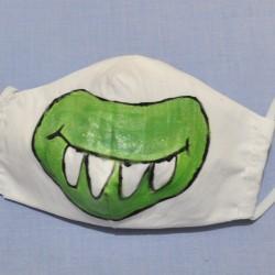 Μάσκα Προστασίας Υφασμάτινη Mcdecor Dracula