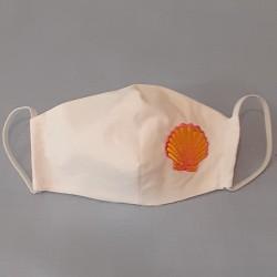 Μάσκα Προστασίας Υφασμάτινη Mcdecor Κοχύλι