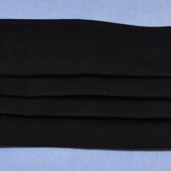 Μάσκα Προστασίας Υφασμάτινη Mcdecor Zero Black L