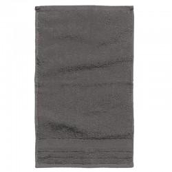 100-111 Πετσέτα Χειρός 30X50 100% COTTON 18 Xρώματα - Dark Grey, Xειρός 30X50