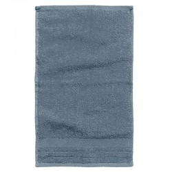 100-111 Πετσέτα Χειρός 30X50 100% COTTON 18 Xρώματα - Jeans Blue, Xειρός 30X50