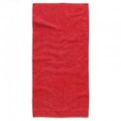 100-111 Πετσέτα Προσώπου 50X100 100% COTTON 15 Χρώματα - Κόκκινο, Προσώπου 50x100