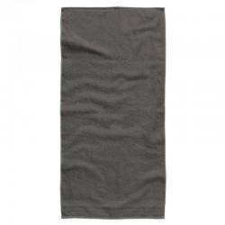 100-111 Πετσέτα Μπάνιου 70X40 100% COTTON 19 Χρώματα - Dark Grey, Σώματος 70x140